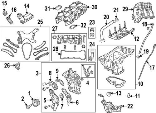 Purchase CHRYSLER 5184908AB GENUINE OEM FACTORY ORIGINAL