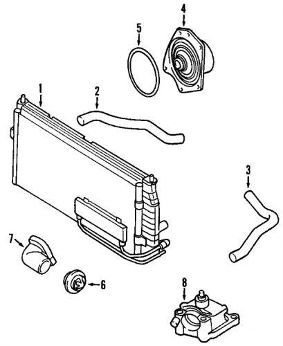 Sell Engine Coolant Temperature Sensor MOPAR 56027873