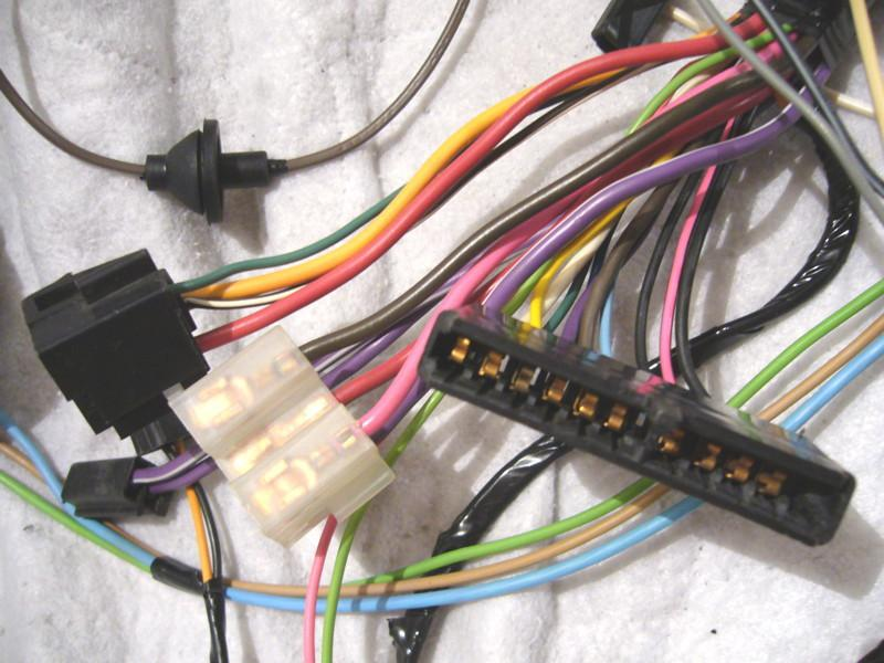 Chevelle Wiring Harness