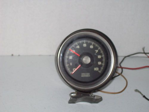 Autogage Tachometer Item Aut233902 The Auto Gage Tach Series Is One Of