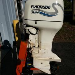Evinrude 225 Ficht Wiring Diagram 2005 Ford Escape Engine Complete Outboard Engines For Sale Page 187 Of Find Or Sell 1998 Ram 150 Hp Fuel Injected 25 Xl Shaft Propeller Very Nice