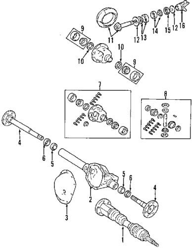 1958 Chevrolet Steering Column Wiring