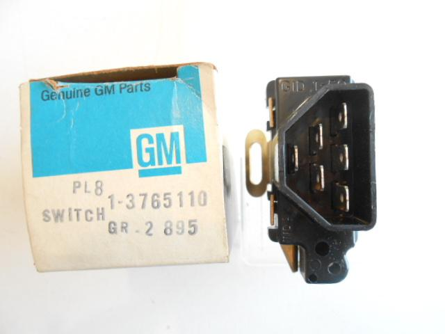 1965 Lincoln Continental On 1965 Chevy Truck Turn Signal Wiring