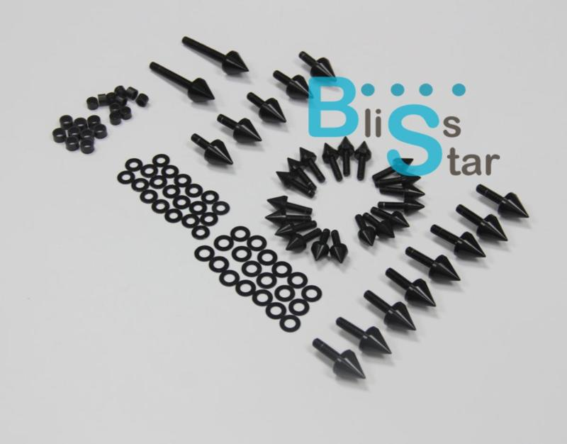 Purchase Spike Fairing Bolts Screws Mounting Kit for