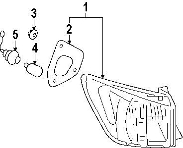 2002 Mazda Protege Headlamp Wiring Diagram 2004 Chevrolet