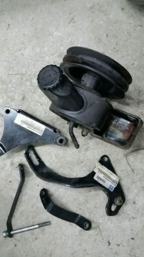 Pontiac P S Pump Bracket Power Steering Pump Bracket Part 96834797
