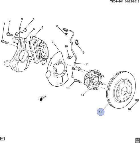 Find NEW ACDelco GM Original Equipment Front Disc Brake