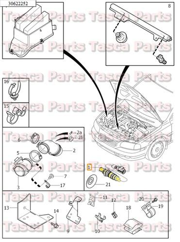 Find BRAND NEW OEM FRONT HEATED OXYGEN SENSOR 2001-2007