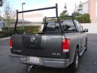 Sell 650 LB HD TRUCK BED LADDER RACK PICK UP CONTRACTOR