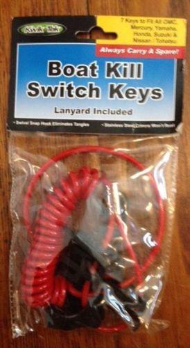 Marine Engine Kill Switch Key By Kwik Tek