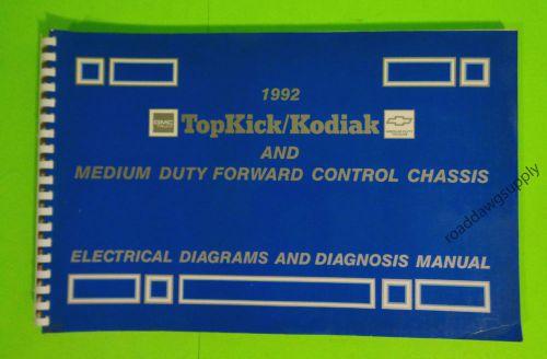1992 Gmc Topkick Service Manual