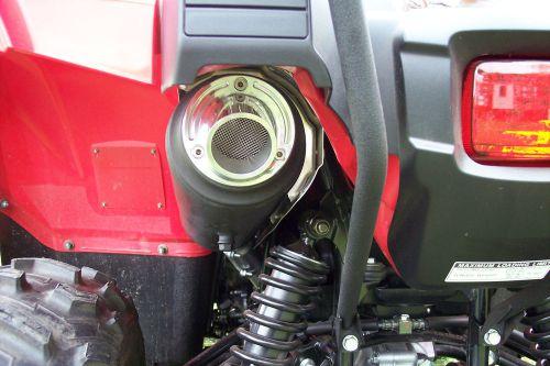 Exhaust Fmf Powercore 4 Slip On Exhaust Honda Trx 90 9305