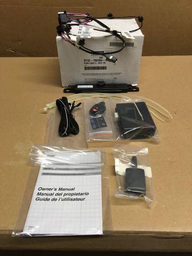2014 Mazda6 Remote Engine Start Installation Kit Genuine Oem New Gjr9
