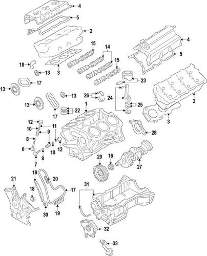 Find Genuine 2011-2016 Ford Timing Chain AT4Z-6268-C