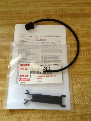 16 Pin Gentex Donnelly Rearview Mirror Wiring Pigtail