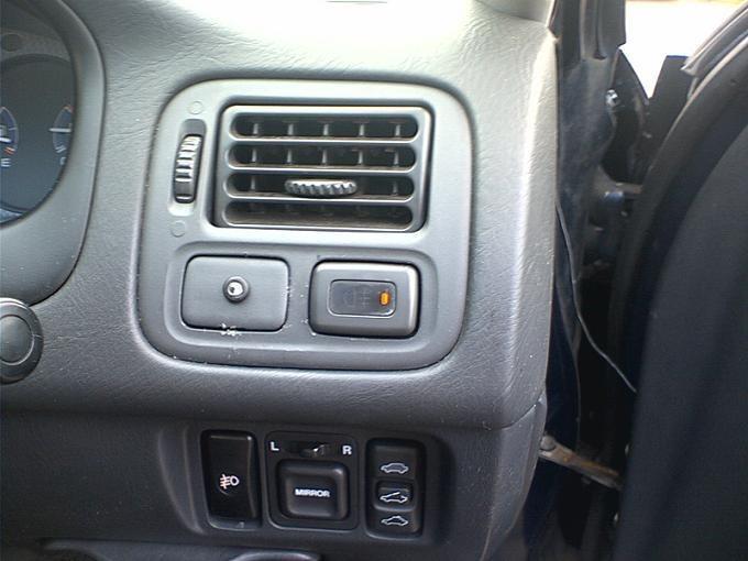 Jdm 19962000 Honda Civic Type R Ek9 Ek Oem Fog Light Switch