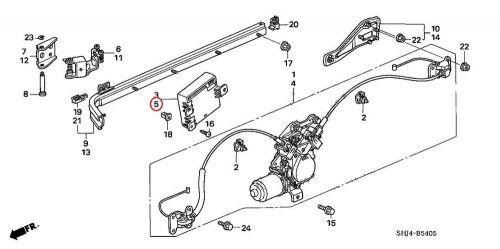 Buy CARRIER TRANSICOLD 14VDC Evaporator Motor 54-00639-114