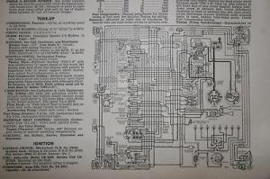 Sell 1932 1933 1934 1935 1936 Chevrolet Wiring Diagram