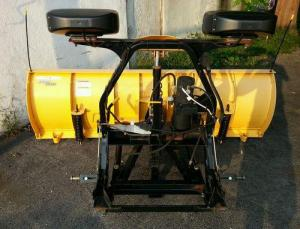 Purchase FISHER MINUTE MOUNT 2 SNOW PLOW 75 WITH MOUNT