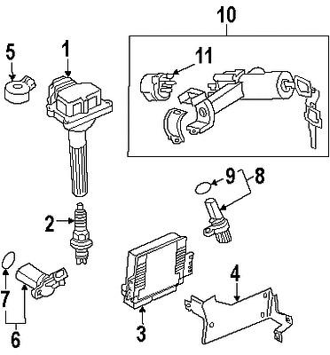 Sell 05 06 07 08 CADILLAC STS BACKUP PARKING SENSOR