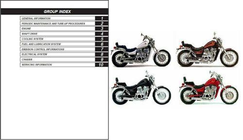 Purchase 86-09 Suzuki VS700 VS750 VS800 Intruder Service