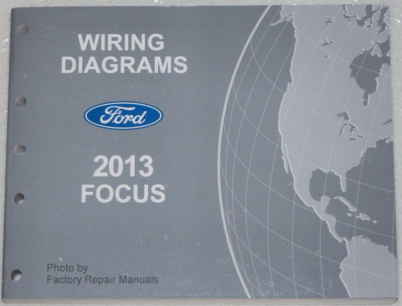 Ford Focus Wiring Diagram On St Focus Stereo Wiring Diagram