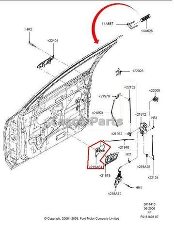 Purchase Chevy Trailblazer 02 03 04 05 06 07 08 09 DOOR