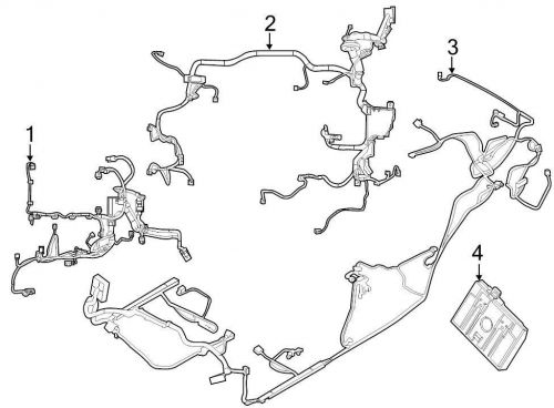 H1 Wiring Harness
