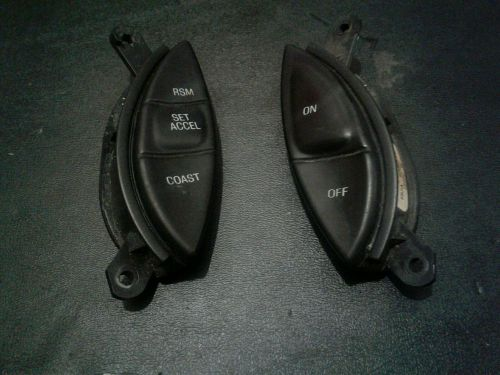 About Ford Ranger Explorer Cruise Control Switches Buttons 1995 2001