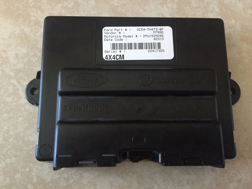 Buy Ford Mustang Cruise Control Unit Parts Us Cruise Control Unit