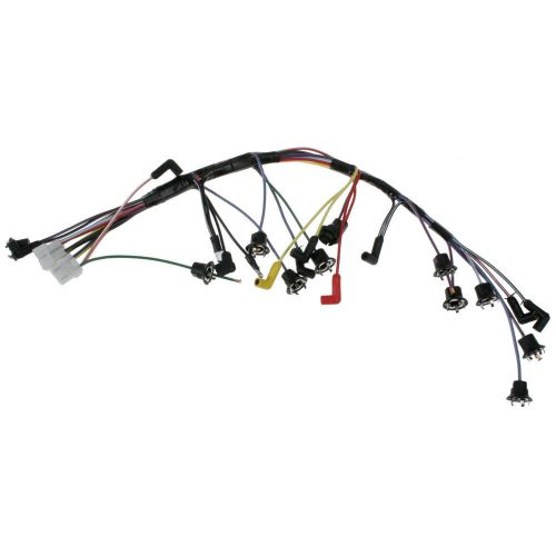 Sell Mustang Instrument Cluster Wiring Harness w/o Factory