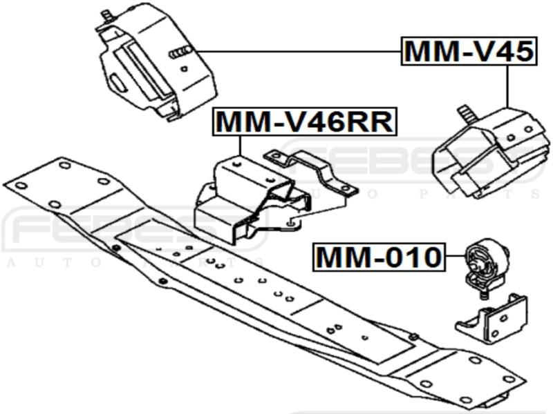 Motor Mounts for Sale / Page #367 of / Find or Sell Auto parts