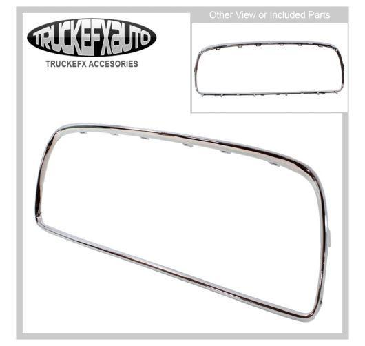 Sell New Bumper Trim Front Chrome CH1044105 1DL48SZ0AA