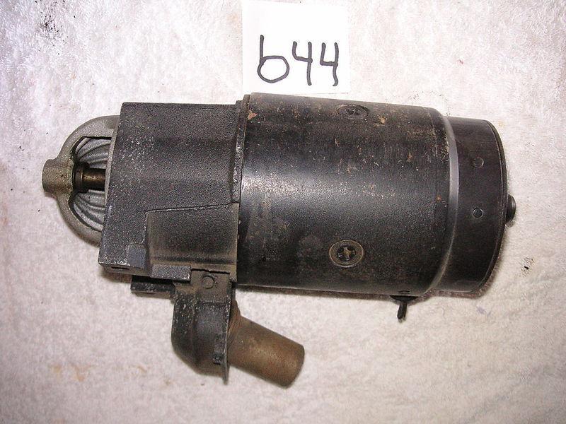 1970 Ford Alternator Wiring