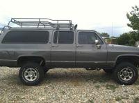 "Find used 1990 GMC R2500 Suburban, 4WD, 4"" lift, custom ..."
