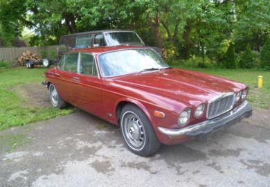 1974 Jaguar Xj12 For Sale