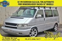 Purchase used 02 VW EUROVAN GLS-2.8L-76K-AUTOMATIC-PWR ...