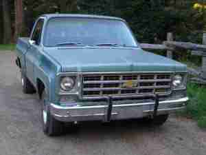 1965 C10 Long Bed Lowered  ExtraVital Fasion