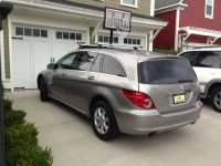 Purchase used Mercedes Benz R350 with Thule rack in ...