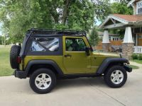 Sell used 2007 JEEP WRANGLER RUBICON 2DR Hard & Soft Top