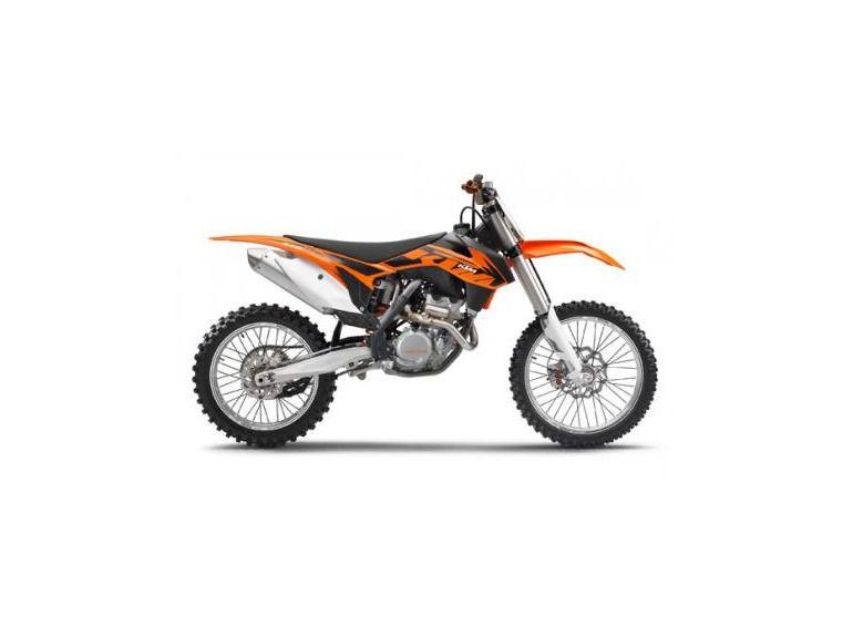 2013 KTM 250 SX-F for sale on 2040-motos