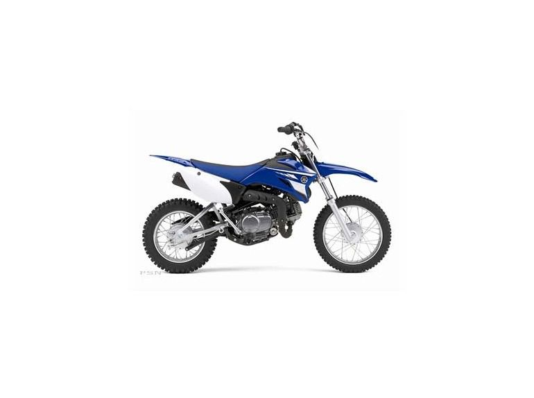 Buy 2008 Yamaha TT-R110E on 2040-motos