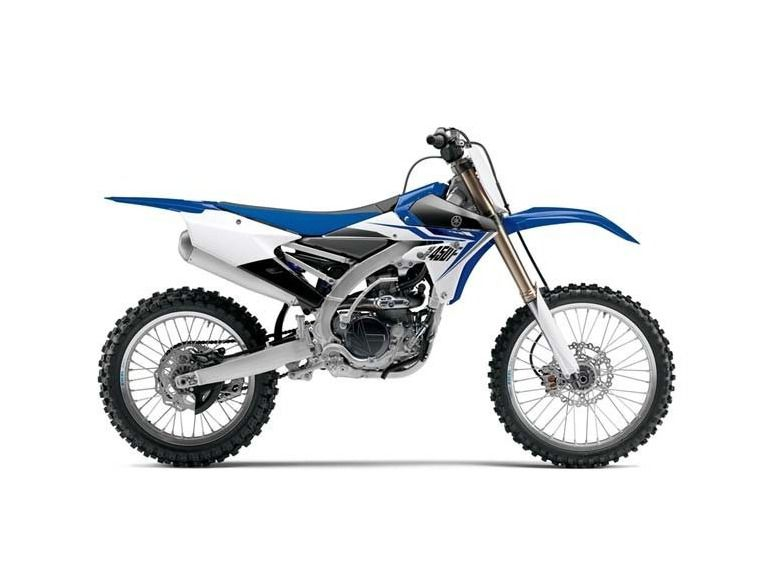 2014 Yamaha YZ450F for sale on 2040-motos