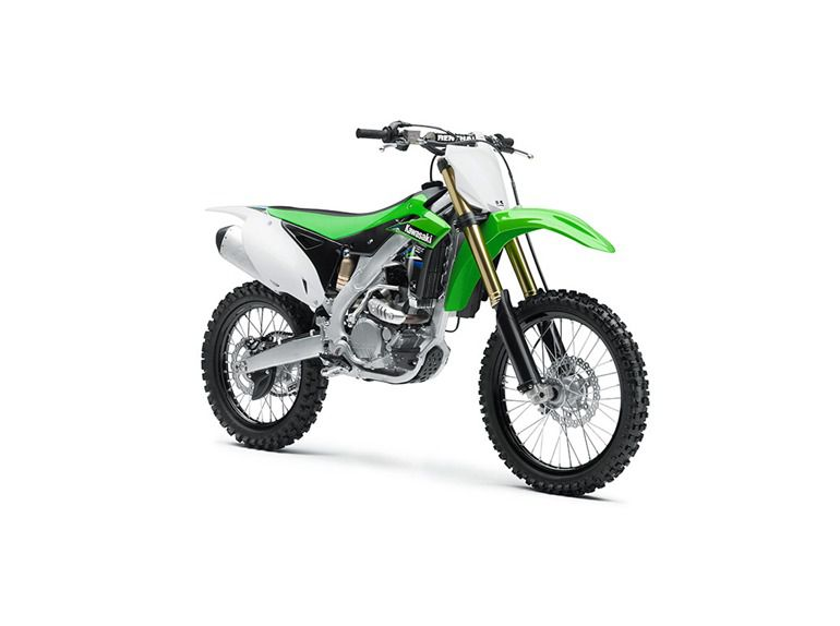 2014 Kawasaki KX250F for sale on 2040-motos