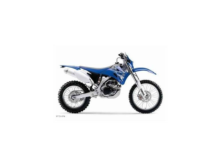 2009 Yamaha WR450F for sale on 2040-motos