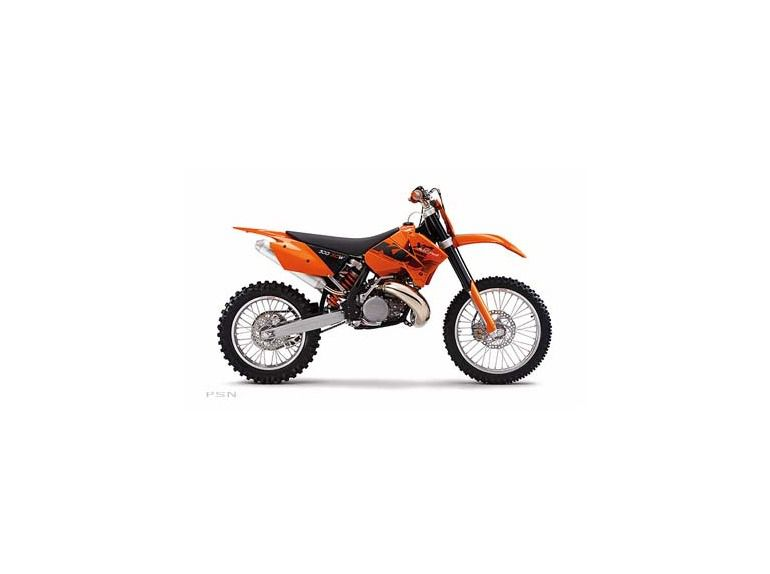 Buy 2006 KTM 300 XC-W on 2040-motos