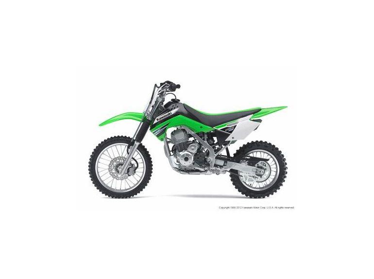 2012 Kawasaki 2012 KLX140 for sale on 2040-motos