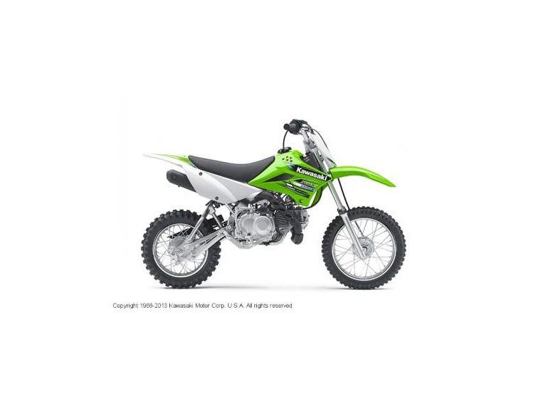 2012 Kawasaki KLX110 110 for sale on 2040-motos