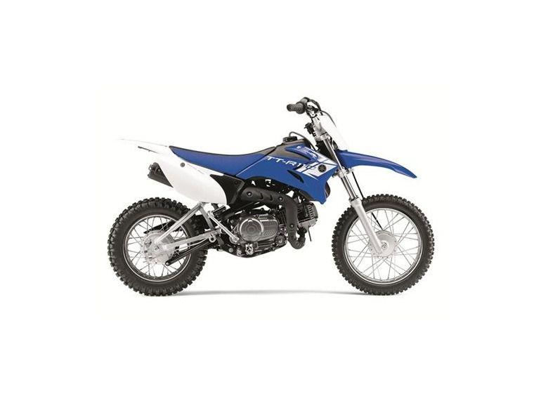 Buy 2013 Yamaha TT-R110E on 2040-motos