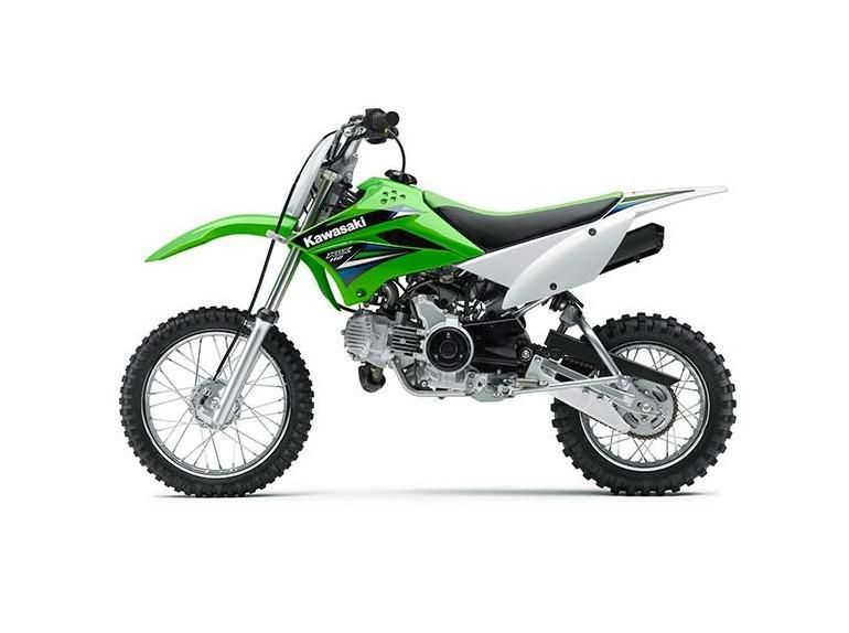 Buy 2014 Kawasaki KLX 110L Dirt Bike on 2040motos